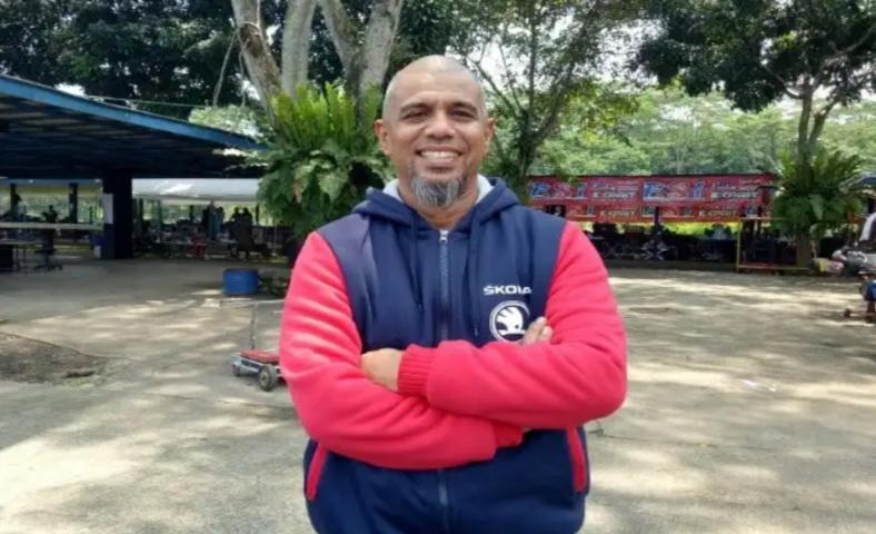 Faris Lutfi, paling sering ditelepon mantan Ketum IMI Pusat Sadikin Aksa selama menjalani isolasi mandiri