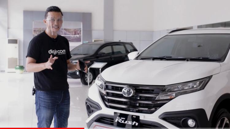 Kaya dengan fitur keamanan, New Toyota Rush mobil terbaik pilihan AutoFamily