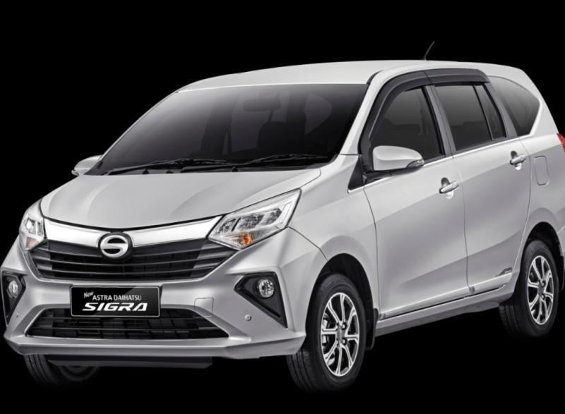Daihatsu Sigra memimpin penjualan Daihatsu dengan kontribusi 26.219 unit atau 26,2%