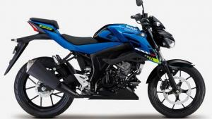 Suzuki Hadirkan penyegaran untuk model GSX Series dengan warna biru kesankan jantan dan kuat
