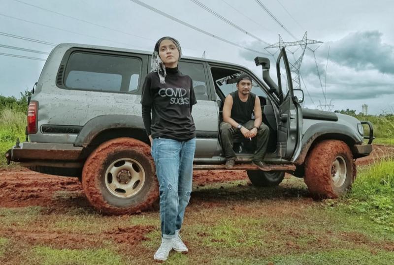 Offroader Echa Harry Sanusi dan Agre Wahyudi, berangkat dari kesamaan hobi jeep dan offroad