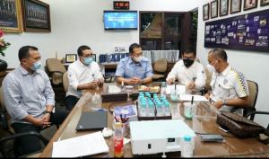 Rapat final tim formatur penyusunan Pengurus IMI Pusat dipimpin Bamsoet di kantor IMI Pusat Jl Minangkabau Jakarta, Sabtu kemarin