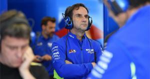 Davide Brivio (Italia) kini resmi jadi Racing Director Alpine F1. (Foto: suzuki)