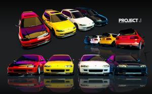 Project J line up body kit untuk Honda Civic Estilo mulai dijual ke publik