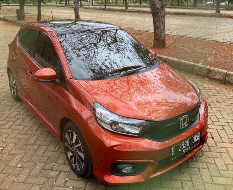 Honda Brio cetak penjualan tertinggi di Indonesia sebanyak 43.021 unit