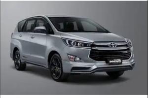 Toyota Kijang Innova TRD Sportivo Limited Edition, segmen MPV andalan Toyota Astra Motor
