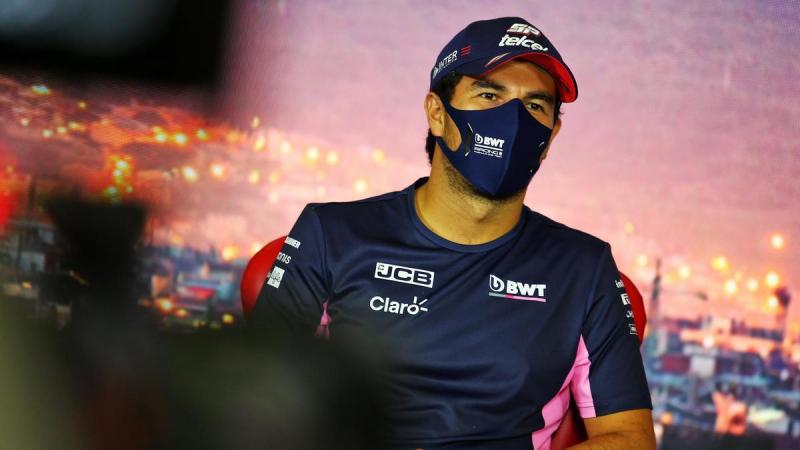 Sergio Perez yang selama ini ditopang sponsor perusahaan minyak dan telekomunikasi top Meksiko. (Foto: thenational)