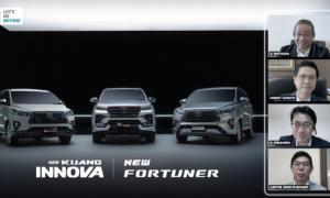 Toyota tetap pertahankan sebagai market leader dengan sejumlah terobosan yang diterapkan selama selama masa pandemi di 2020