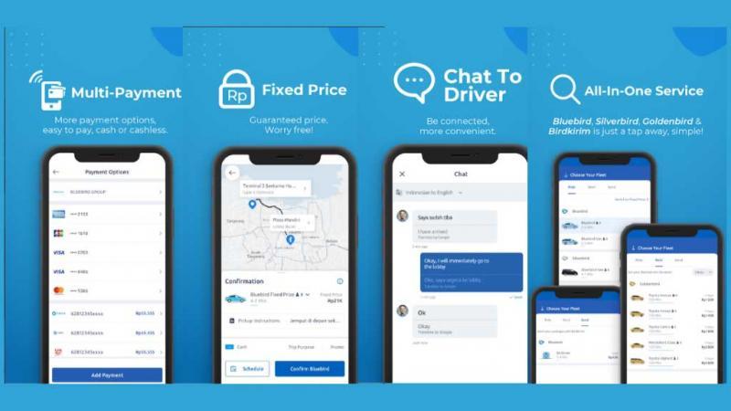 Keuntungan baru untuk konsumen melalui aplikasi My BlueBird 5