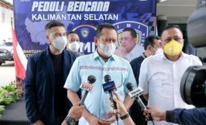 IMI Pusat di bawah pimpinan Bamsoet, motorsport Indonesia diharapkan lebih maju dan profesional. (foto : ist)