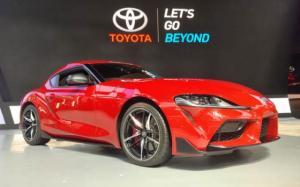 Daya tarik Toyota Supra GR yang menonjol adalah terpasangnya sistem kemudi otomatis atau autopilot