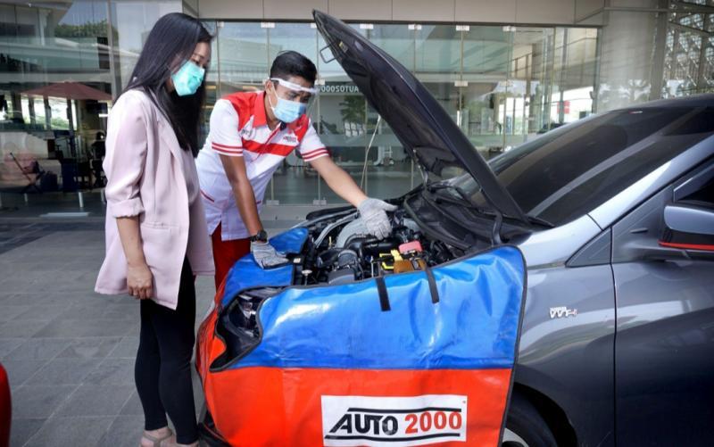 Kontribusi Auto2000 terhadap penjualan kendaraan Toyota di masa pandemi sangat signifikan