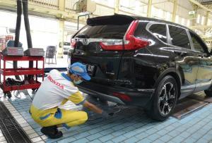 Honda siapkan fasilitas uji emisi gratis di 23 dealer resmi Honda di Jakarta