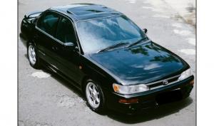 Toyota Great Corolla lansiran 1994 menjadi salah satu koleksi Motuba artis Gading Martin