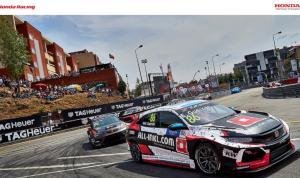 Andalkan Honda Civic TCR, Honda turun di ajang FIA WorldTouring Cup (WTCR)