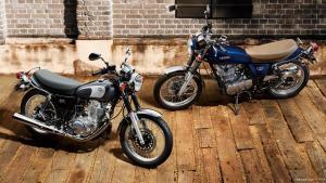 Yamaha resmi merilis Yamaha SR400 edisi terakhir dengan produksi terbatas hanya 1.000 unit