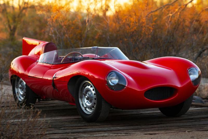 Jaguar Type D milik Bernie Ecclestone ini akan dilelang mulai dengan Rp 80 miliar