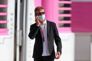 David Coulthard (eks driver F1 Inggris), nama Hamilton sudah masuk entry list tim Mercedes ke F1 2021. (Foto: f1)