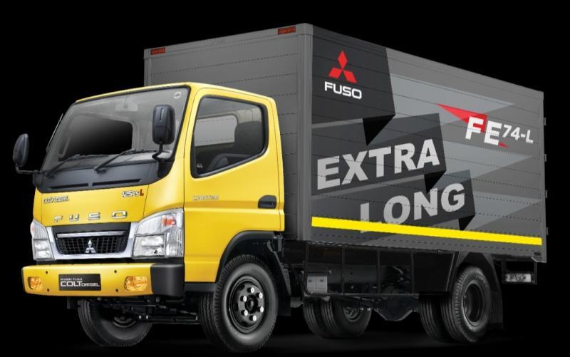 Mitsubishi Fuso menjadin line up andalan PT Krama Yudha Tiga Berlian Motors di masa pandemi 2020