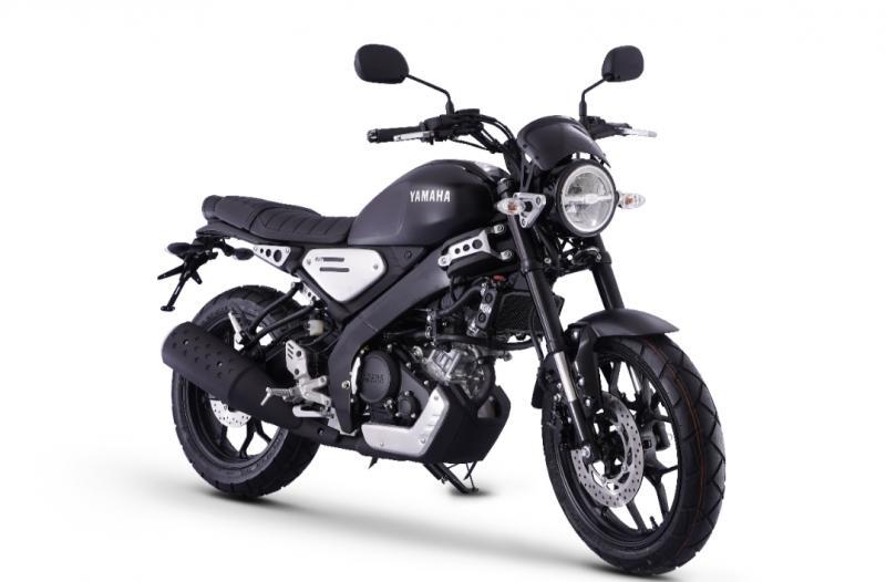 Yamaha XSR 155 kian gaya dengan model aksesoris terbaru