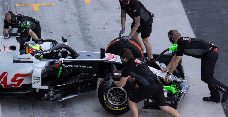 Haas F1 masih terkendala ke musim 2021, sementara belum punya solusi. (gpblog)