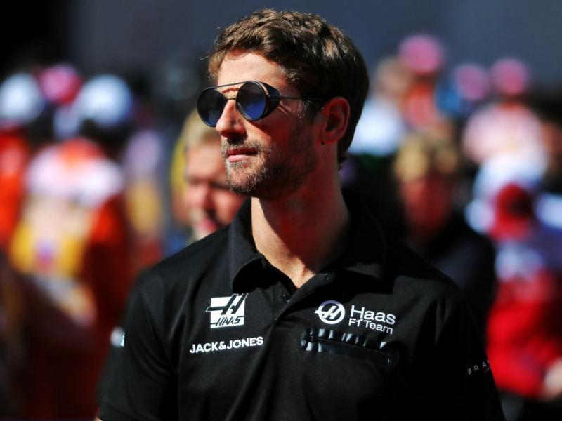 Romain Grosjean (Prancis). (Foto: planetf1)