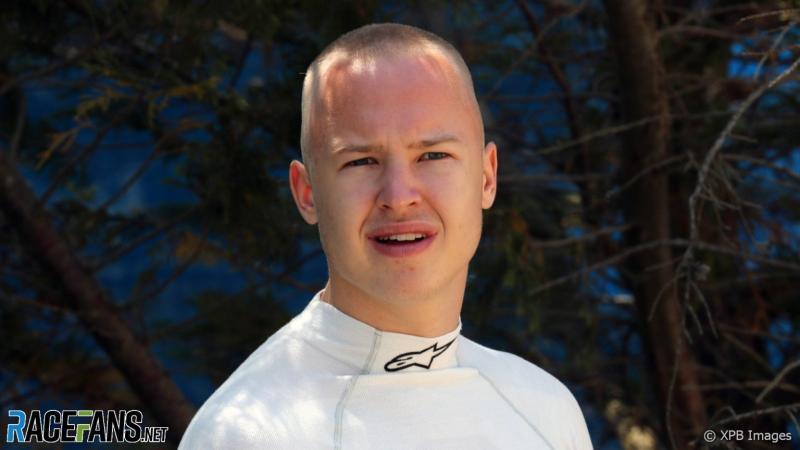 Nikita Mazepin (Rusia/Haas), rookie kontroversial di F1 2021. (Foto: racefans)