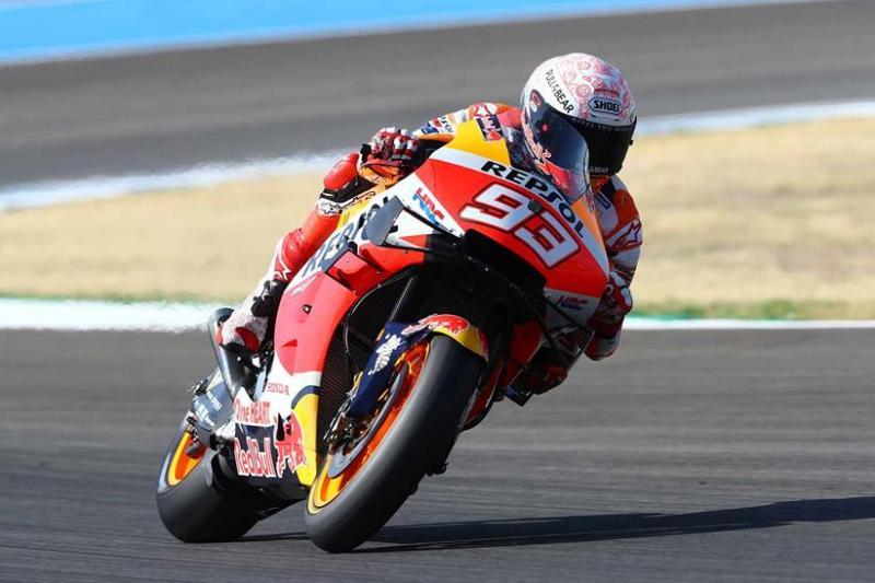 Marc marquez (Spanyol), pembalap Honda paling sukses di MotoGP. (Foto: motorcyclenews)