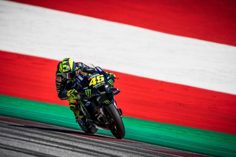 Valentino Rossi (Italia) jelang umur 42 tahun, dan jelang pensiun juga. (Foto: speedcafe)