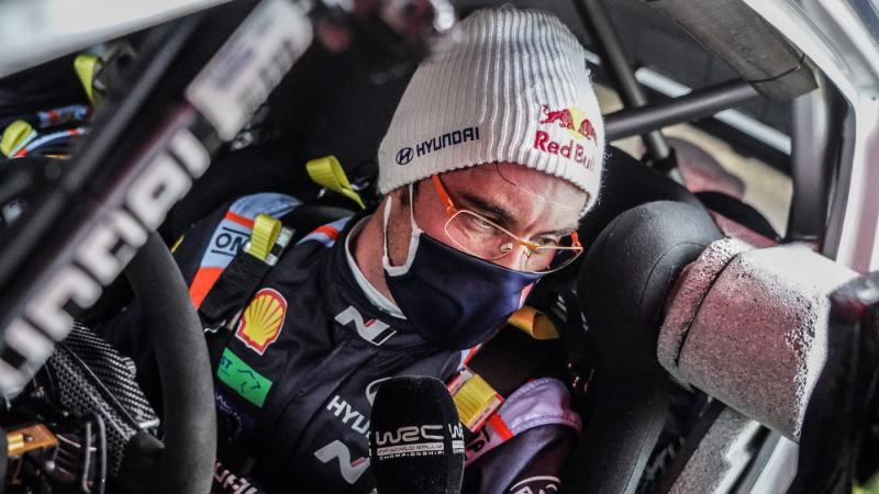 Thierry Neuville (Belgia/Hyundai Motorsport), kesempatan terakhir bersaing melawan Sebastien Ogier. (Foto: wrc)