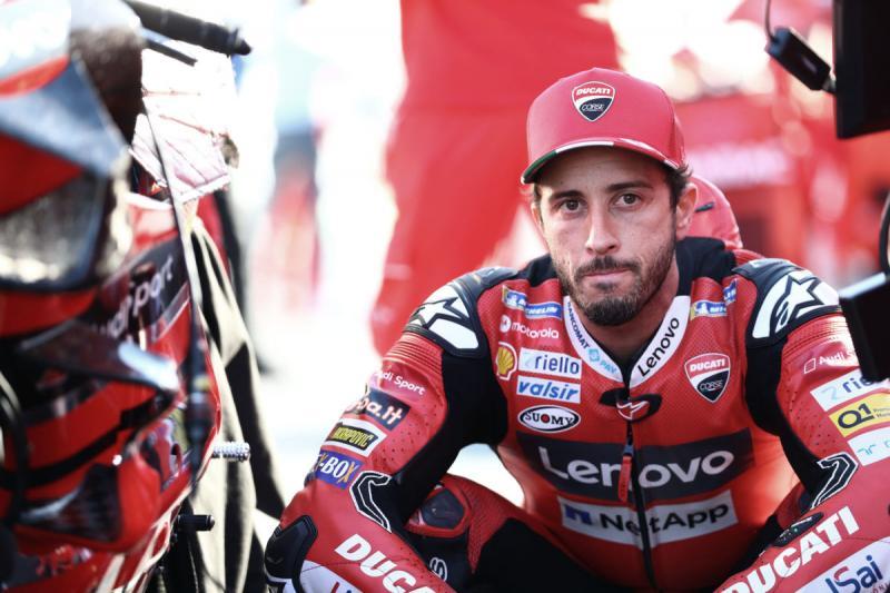 Andrea Dovizioso (Italia) tertutup peluangnya jadi pengganti sementara Marc Marquez di Repsol Honda. (Foto: speedcafe)