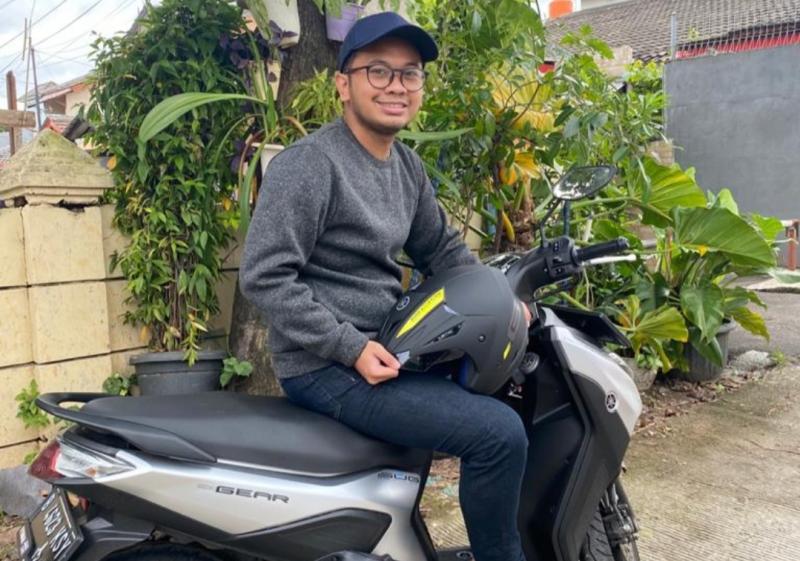 Rizki dari Generasi 125 memilih Yamaha GEAR 125 karena anti meanstream dan banyak kelebihannya