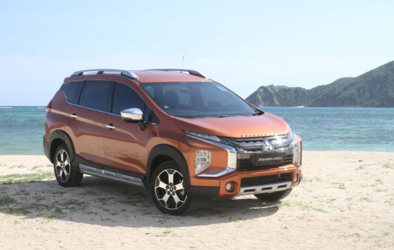 Mitsubishi Xpander Cross memberikan kontribusi signifikan untuk penjualan Mitsubishi pada Januari 2021