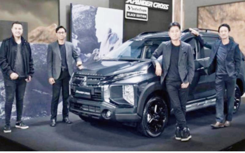 Konsumen yang belum berkesempatan memboyong Xpander Cross Rockford Fosgate Black Edition tidak perlu khawatir dan dapat mempertimbangkan Xpander Black Edition sebagai pilihan