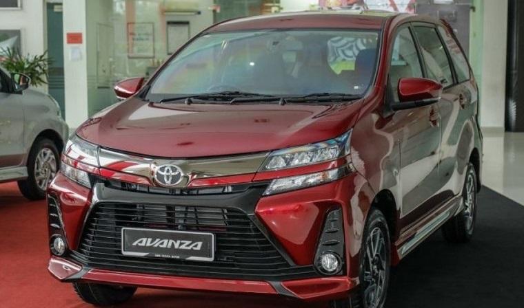 Harga Toyota Avanza akan turun sekitar Rp 20 juta efek dari kebijakan PPnBM 0% mulai Maret mendatang. (foto : ist)
