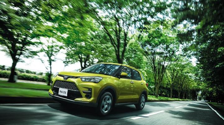 Toyota Raize siap meluncur di Indonesia dalam waktu dekat ini