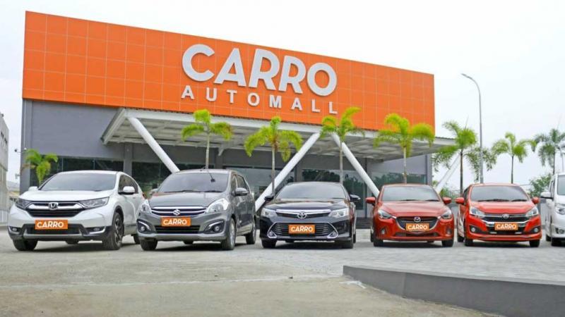 Carro jalin kerja sama dengan Blibli