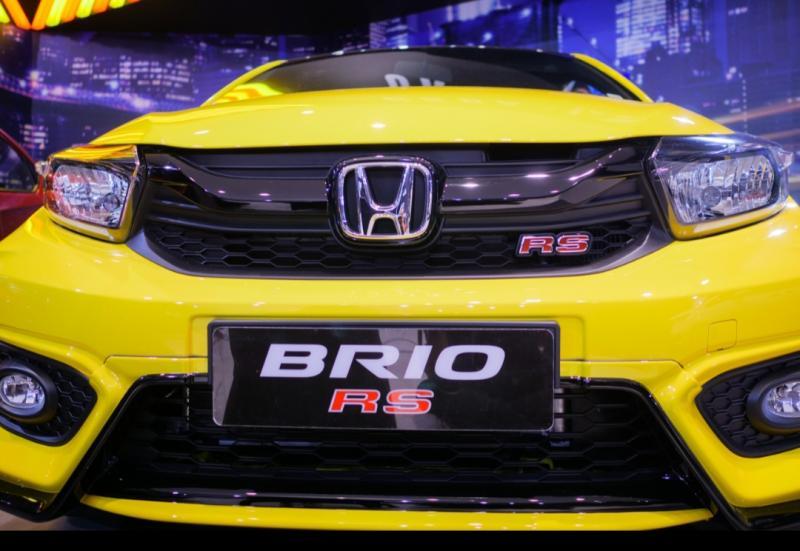 New Honda Brio RS Urbanite makin sporty untuk konsumen kalangan muda dan milenial