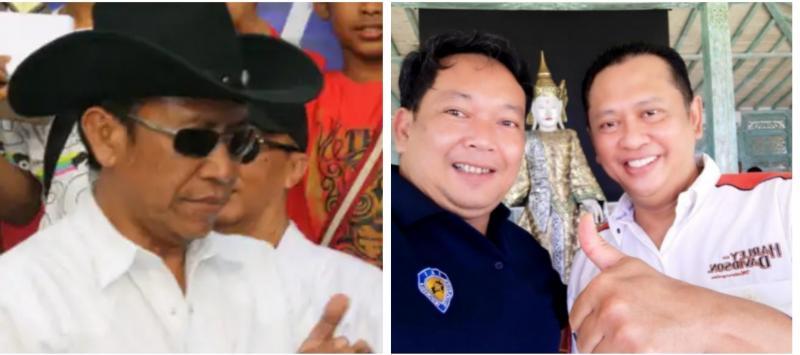 Bambang Kapten Haribowo (kiri), Dodi Irawan dan Bamsoet, merespon lebih cepat. (Foto : kolase)