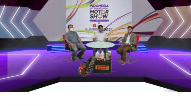 Program acara talk show bersama para petinggi APM yang dipandu langsung Presdir Dyandra Promosindo Hendra Noor Saleh menjadi salah satu acara menarik yang ditunggu