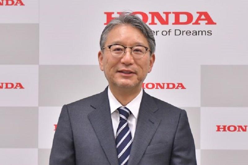 Presiden dan CEO Baru Honda Toshihiro Mibe