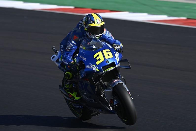 Joan Mir (Spanyol/Suzuki), juara dunia MotoGP 2020. (Foto: autosport)