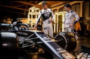 AT02 Scuderia AlphaTauri diluncurkan di Austria, andalkan duet pembalap Pierre Gasly dan Yuki Tsunoda