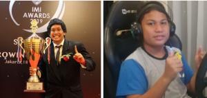 Andika Rama Maulana (kiri) dan Daffa AB, respon positif bakal turunnya Alvin dan Avila Bahar di round 3 IDMC