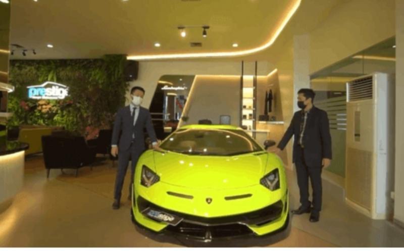 Rudy Salim, Prestige Image Motorcars dan Hendra Noor Saleh di IIMS Virtual 2021