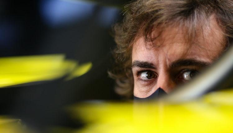 Fernando Alonso (Spanyol/Alpine). (Foto: motorsportweek)
