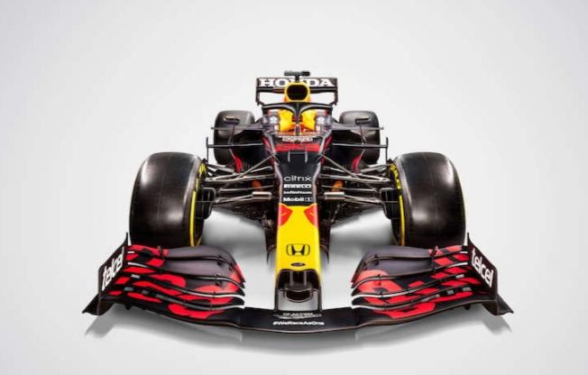 RB16B Red Bull Racing untuk musim balap F1 2021 diluncurkan dengan logo Honda lebih menonjol