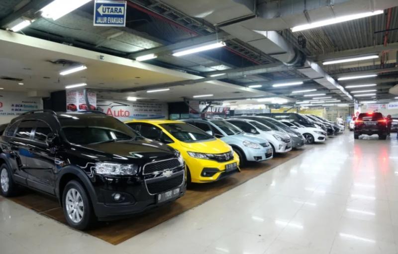 Setelah terkena insentif pajak PPnBM, harga mobil turun Rp 20 - Rp 30 juta. (foto : trenasia)