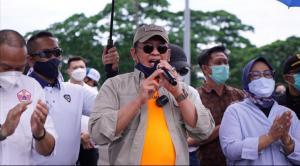 Ketua IMI Pusat Bambang Soesatyo mengatakan IMI akan menggelar 138 event balap tahun 2021 dengan terapkan protokol kesehatan