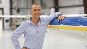 Ben Diachun , Chief Technology Officer dari Urban Air Mobility untuk pengembangan mobil terbang Hyundai